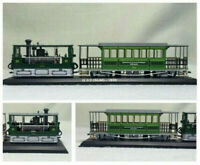 New 1/87 HO Scale Swiss Railway Steam Locomotive 1894 G 3/3 SLM Train 3D Model