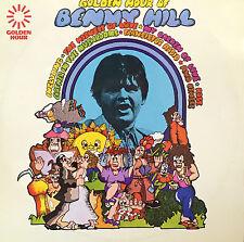 BENNY HILL Golden Hour Of Benny Hill LP