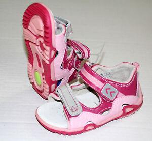 Sandale Trekkingsandale Mädchen Sandalen Gr. 20 21 23 25 26 pink