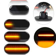 Dynamic Amber LED Side Marker Light Turn Signal Lamp For Smart Fortwo W453 C453