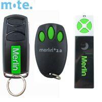Merlin+ 2.0 Genuine E945/E950/E960 Garage/Gate Door Remote MR650EVO/ST50EVOB/EVO