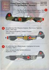 "PRINT SCALE 1/48 Victory Aces Régiment "" normandie-nieman "" #48056"