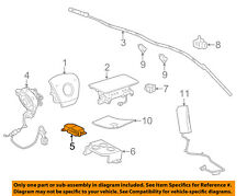 GM OEM Supplemental Restraint System-Control Module 13579115