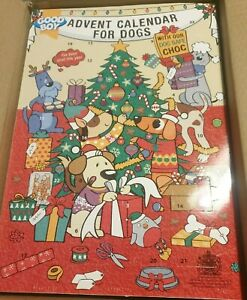 Good Boy Dog Advent Calendar with Dog Friendly Chocolate OOS