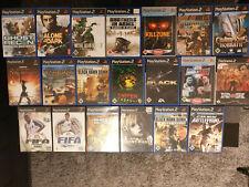 Playstation 2 Spielesammlung - 20 STÜCK