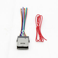 Car Replacement Stereo Radio Wiring Harness Connector For GM Chevy GMC Sierra
