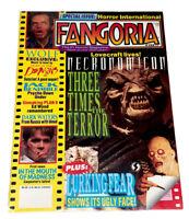 FANGORIA #135 Magazine August 1994 Necronomicon / Lurking Fear / Dark Waters