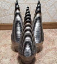 new model Wood splitter screw diameter D=100mm lenght L=300m hardened steel