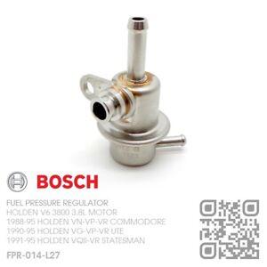 BOSCH FUEL PRESSURE REGULATOR V6 3800 3.8L MOTOR [HOLDEN VN-VP-VR COMMODORE]