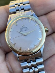 Vintage Omega chronometer Officially Certified Bumper Cal 352 Excellent Watch