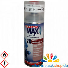 2K Grundierung GRAU EP-Grundierfüller Isolierfüller SprayMax Spray 400ml Epoxy