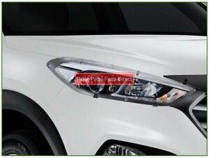 Genuine Hyundai New Headlight Protectors for Hyundai Tucson built up to 05/2018