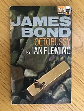 JAMES BOND 007 Octopussy PAN BOOKS rare 2nd edition printing 1968 excellent