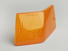 Vespa PX T5 1980 Onwards Genuine Rear Right Indicator Lens in Amber