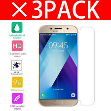 Tempered Glass Screen Protector For Samsung Galaxy A3 2017 - 100% Genuine