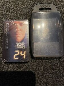 24 Top Trumps Limited Edition NEW & SEALED
