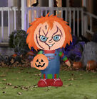 """Chucky Child's Play Halloween GEMMY Airblown inflatable 5"""" NEW"""