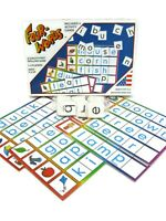 Four-Words Children's First Spelling Game Educational Homeschool Learn  COMPLETE