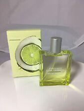 Bath & Body Works Coconut Lime Verbena Eau de Toilette Spray 1.7 oz  -NEW IN BOX
