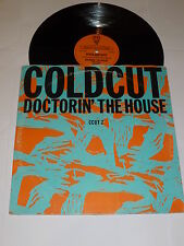 COLDCUT Featuring YAZZ AND THE PLASTIC PEOPLE - Doctorin' The House - 1989 12""