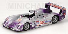 MINICHAMPS 041328 AUDI R8 diecast race car Biela Kaffer McNish Sebring 2004 1:43