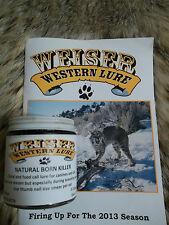 Weiser Western Lure 4 oz. Natural Born Killer / coyote, fox, bobcat