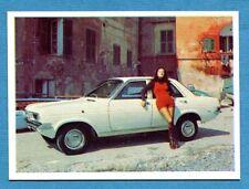 AUTO FLASH - Ed.COX - Figurina/Sticker n. 109 - VAUXHALL VIVA -New