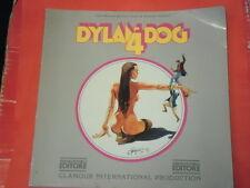 DYLAN DOG-SPECIALE N° 4-GLAMOUR INTERNATIONAL-1992 secret book of glamour