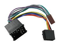 MG ZR/ZS/ZT CD RADIO STEREO HEADUNIT ISO WIRING HARNESS LEAD ADAPTOR CT20RO01