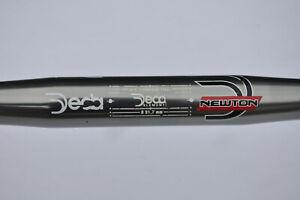 Deda Newton Anatomic Handlebars 31.7mm Dark Metal Finish 440mm Used