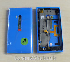 Genuine Nokia Lumia 900 Blue Replacement Rear Housing Back Battery Cover