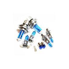 VW Polo 6NF H1 H4 H3 T4W 55w ICE Blue Xenon High/Low/Fog/Side Headlight Bulbs