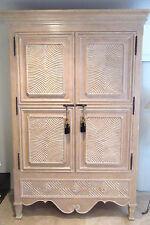 Designer Furniture, Magnificent Hand Carved ARMOIRE by Interior Designer
