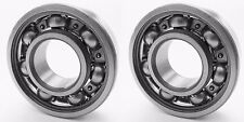 Lot of 2 NTN 6202C3 Single Row Open Ball Bearing 15mm Bore 35mm OD 6202 C3