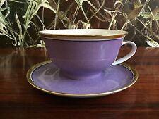Reichenbach colore collezione, Tazza da colazione/PIATTINO LILLA 0,40 LITRO