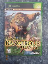 Cabela's Dangerous Hunts - Microsoft XBOX - Pal