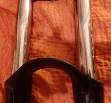 2015 MARZOCCHI 380 C2R2 TITANIUM DUAL CROWN DH FR FORK 200 MM