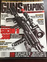 Guns And Weapons For Law  Enforcement April 2006, Springfield Socom 11 .308