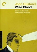 Wise Blood (1979 ) Criterion Collection DVD - RARE HARD TO FIND