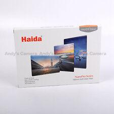 Haida 100x150mm NanoPro MC GND 0.9 8x Glass Soft Graduated ND Filter 3 stop 4x6