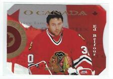 Ed Belfour 1996/97 Donruss Canadian Ice Card #6   0285/2000