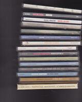 Woman Singers CD Lot of 15 Celine Dion Rachel Proctor Paulina Rubio