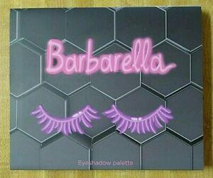 Beebeauty London Barbarella Eyeshadow Eye Shadow Palette Mirror 20 Shades