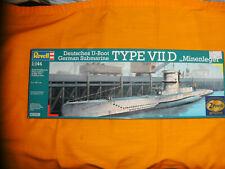 Revell Nr.05009 1:144 Type VII D Minenleger U-Boot :  Modellbausatz