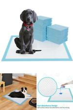 """Large Pet Training & Puppy Pads Pee Pad for Dog 24""""x24""""-80 PACK Super Absorbent"""