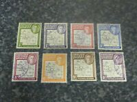 FALKLAND ISLANDS DEPENDENCIES POSTAGE STAMPS SGS9-S16 SUPERB-USED