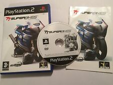 PLAYSTATION 2 PS2 GAME TT Superbikes Real Road Racing +box instruction COMPLETE