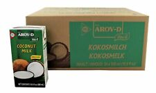 (3,57€/1l) [ 24x 500ml ] AROY-D Kokosmilch Kokosnussmilch Cocosmilch KV