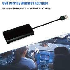 USB CarPlay Wireless Activator CarPlay Intelligent Box Fit for Volvo /Benz/Audi