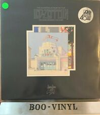 LED ZEPPELIN THE SONG REMAINS THE SAME VINYL DOUBLE ALBUM *GERMAN ISSUE* EX+ Con